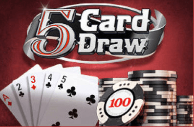 image f the best canadian 5 card online poker