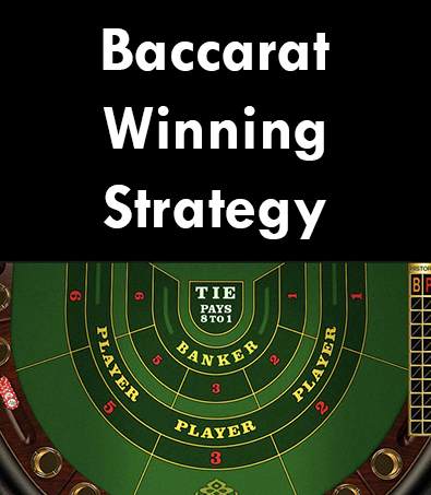 image of online baccarat strategy for new zealand players