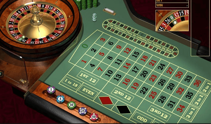 image of online roulette rues for new zealand players