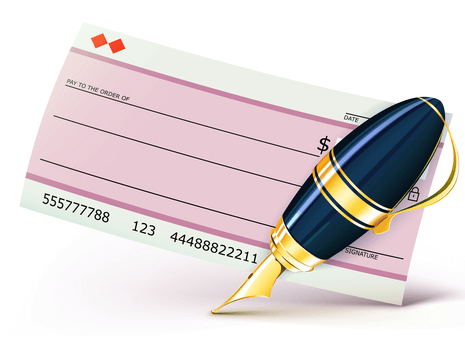image of the best cheque options for casino banking
