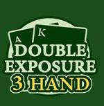 online blackjack double exposure