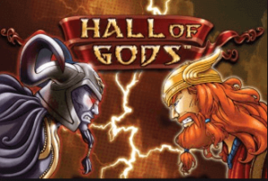 image of hall of gods progressive jackpots