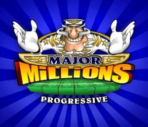 image of major millions progressive jackpots for kiwi players