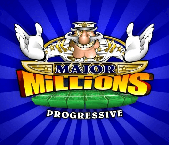 image of major millions progressive jackpots for kiwi players
