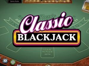 image of online blackjack - classic blackjack variation in new zealand