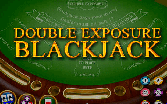 image of online blackjack - double exposure variation in new zealand