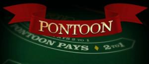 image of online blackjack - pontoon variation in new zealand