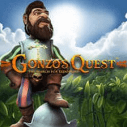 image of gonzo's quest online pokies in new zealand