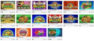 All Jackpots Casino Games