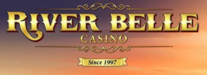 image of river belle logo top New Zealand casino
