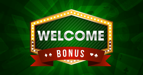 exclusive welcome bonus