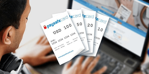 sites that accept paysafecard