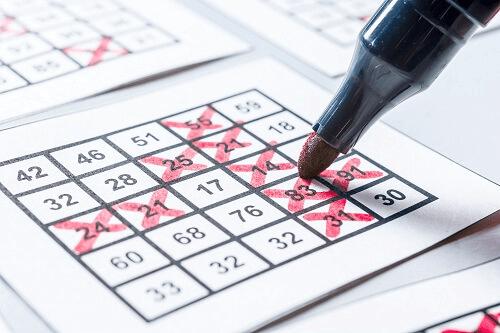 bingo online card