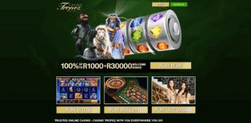best casino tropez games