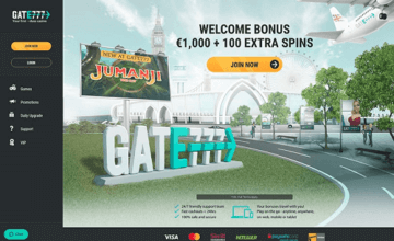 best gate777 casino game