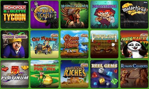 igt casino games