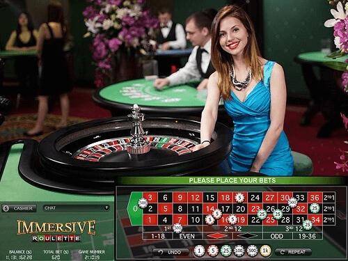 top live dealer casinos