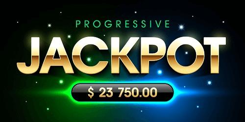 progressive jackpot prizes