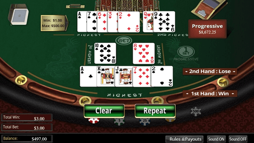 how to play pai gow poker at casinos