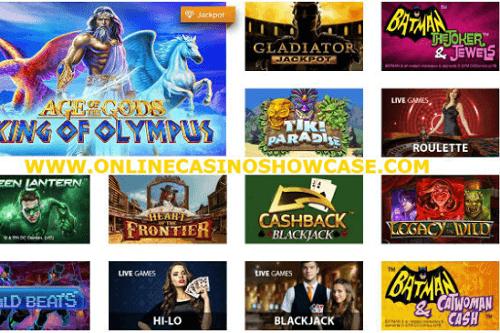 playtech casinos online